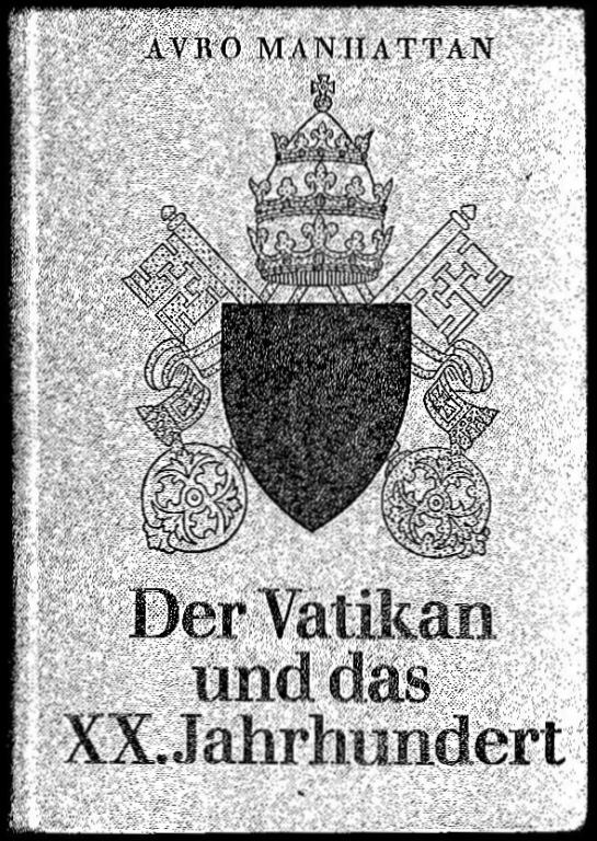Vatikan und 20. Jahrhundert p1